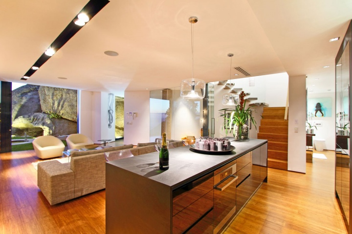 entertainment-space-living-kitchen